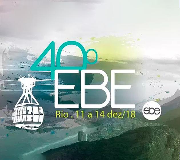 40º Encontro Brasileiro de Econometria
