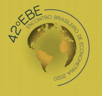 42º Encontro Brasileiro de Econometria